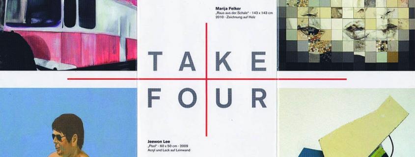 Take Four - Marc von der Hocht