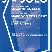 3x SOLO - Marc von der Hocht