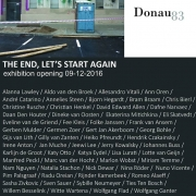 The End, Let's Start Again - Marc von der Hocht