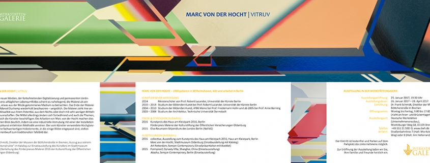 Vitruv - Marc von der Hocht